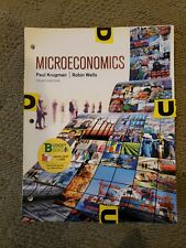 Microeconomics 4th Edition - Paul Krugman, Robin Wells - Loose-leaf Edition