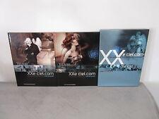 XXe CIEL.COM (YSLAIRE) COFFRET TOME 1 & 2 MEMOIRES98 & MEMOIRES99 + 1 CD