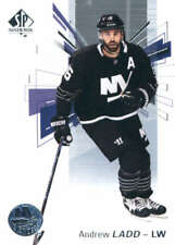 (HCW) 2016-17 Upper Deck SP Authentic #51 Andrew Ladd NY Islanders