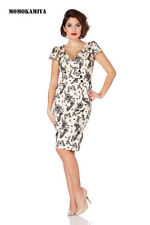 Cotton Short Sleeve Petite Dresses for Women