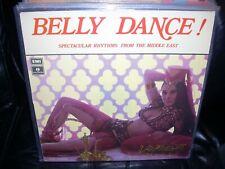 VARIOUS belly dance  ( world music ) parlophone lebanon