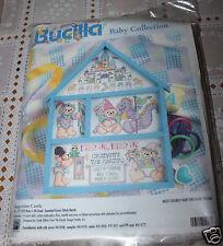 Bucilla: Sleepytime Castle Hutch Cross Stitch Kit # 41457