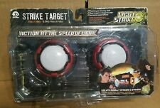 WowWee Light Strike Assault Strike Target Brand NEW 2 Pack Sealed 2010