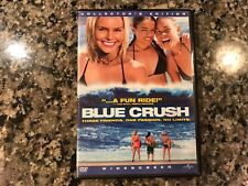 Blue Crush Dvd! 2002 Sports Drama! Far And Away A Walk To Remember North Shore