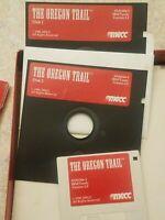 "The Oregon Trail RARE Big Box PC Game IBM/Tandy 3.5"" and 5.25"" floppy disks"