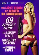 69 SUNSET STRIP PLUS THE LOST FILMS OF ORITA DE CHADWICK