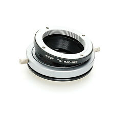 KIPON K8035 Tilt M42 Lens Adapter to Sony NEX Camera