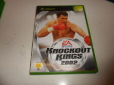 XBOX KNOCKOUT KINGS 2002
