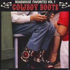 V.A. - Roadhouse Favorites, Volume 1: Cowboy Boots (Vinyl LP - 2019 - EU)