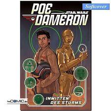 STAR WARS SONDERBAND POE DAMERON II 2 SC Inmitten des Sturms Panini COMIC NEU