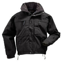 5.11 Tactical Series 5-In-1 Jacket- Black - Large - NEW WITHOUT tags