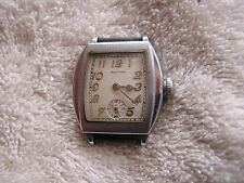Vintage Waltham Watch 7 Jewels Art Deco