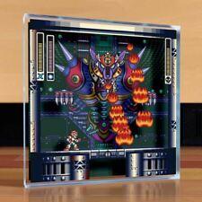 Artovision - Mega Man X vs Sigma Desk Art