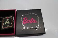 Barbie Pulsera Mujer En Platino-plateado plata 925 Zircon