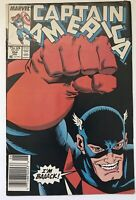 CAPTAIN AMERICA #354 (Marvel 1989) 1st appearance US AGENT Newsstand 0921 C1