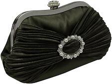 Markenlose unifarbene Damentaschen mit Schnappverschluss