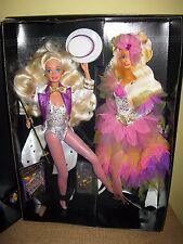 Limited Edition Doll FAO Schwarz Rockettes Barbie 1992 Mattel dancer stage
