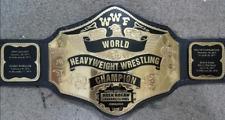 WWF 85 Hogan Wrestling Championship Belt with bag
