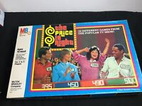 Vintage THE PRICE IS RIGHT Board Game 1986 Milton Bradley Complete