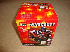 NEW - LEGO Minecraft 21106 - The Nether - BNIB + FREE P&P