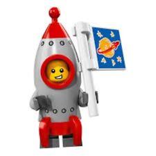 Lego Minifigure Series 17 Rocket Boy