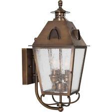 Minka Lavery 72422-212 Edenshire Outdoor Wall Lantern English Bronze