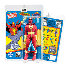 Super Powers 8 Inch Action Figures With Fist Fighting Action Series: Red Tornado