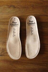 Finn Comfort Einlagen Bequem-Bettung Finnamic gepolstert UK 5,5 /38,5 NP 29,95€