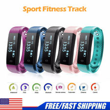 Brand New Waterproof Fitness Activity Tracker Smart Watch For fit-bit Style US