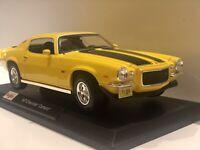 1:18 Die Cast Metal 1971 Chevrolet Camaro