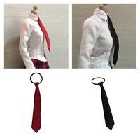 1/6 Female Tie Necktie for 12'' Action Figure  Sidehsow Kumik CY CG Girl