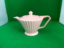 Sadler Pink Teapot