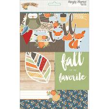 Snap! Card Pack 122/Pkg-Hello Fall