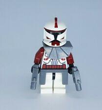 Lego Star Wars Clone Commander Fox Minifigur 7681 sw0202