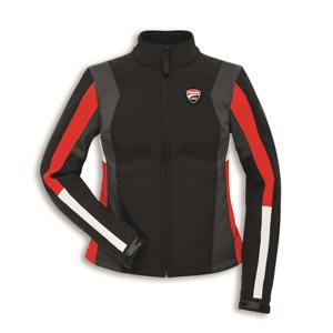 Ducati Corse Jacket Softshell Windproof 3 Ladies Spidi New Leisure Jacket