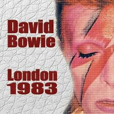 DAVID BOWIE - LONDON 1983   CD NEW+