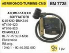 BOBINA ATOMIZZATORE SOFFIATORE AGRIMONDO TURBINE CMS K45 K90 BMK816 AT416