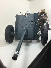 1/6 DRAGON GERMAN PAK 36 ANTI TANK GUN&2 MAN CREW P-38 G-43 MP-40 BBI 21 DID WW2