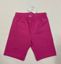 Hanna Andersson Bike Shorts 100 4T Pink Cotton New