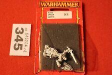 Juegos taller Warhammer No muertos Condes Vampiro Blood Dragon Nuevo y en caja de metal figura GW