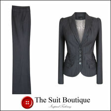 Blue Trousers Women's 16 Trouser/Skirt Suits & Suit Separates