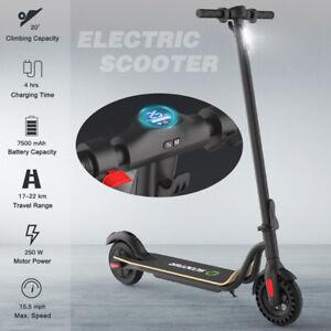 🛴Megawheels S10 Monopattino Elettrico Pieghevole Scooter Motore 250W per Adulto