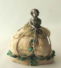Very Rare English Sterling Silver Egg Cosy ~ B'ham 1922 ~ Saunders & Shepherd