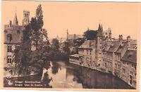Belgique - BRUGES - BRUGGE - Quai du Rosaire