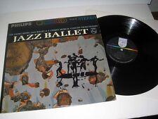 GEORG RIEDEL JAZZ BALLET Jazz Ballet PHILIPS Stereo VG++/NM-
