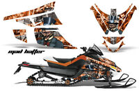Snowmobile Graphics Kit Sled Decal Wrap For Arctic Cat Z1 Turbo 06-12 HATTER S O