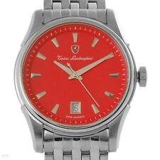 TONINO LAMBORGHINI Brand New Gentlemens Date Watch model en035.204
