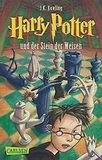 Harry Potter und der Stein der Weisen von Rowling, Joann... | Buch | Zustand gut