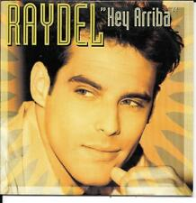 CD SINGLE 2 TITRES--RAYDEL--HEY ARRIBA--2000