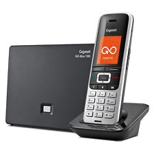 Siemens Gigaset S850A GO VoIP Compatible Cordless Phone with Answer Machine